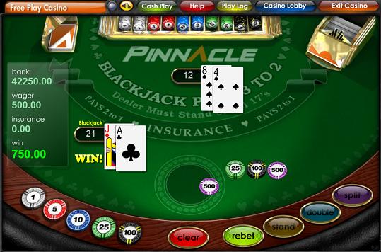 Wel of niet verzekeren bij blackjack