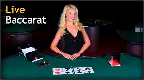 live baccarat spelen bij NetBet casino