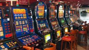 gokken in een gokhal