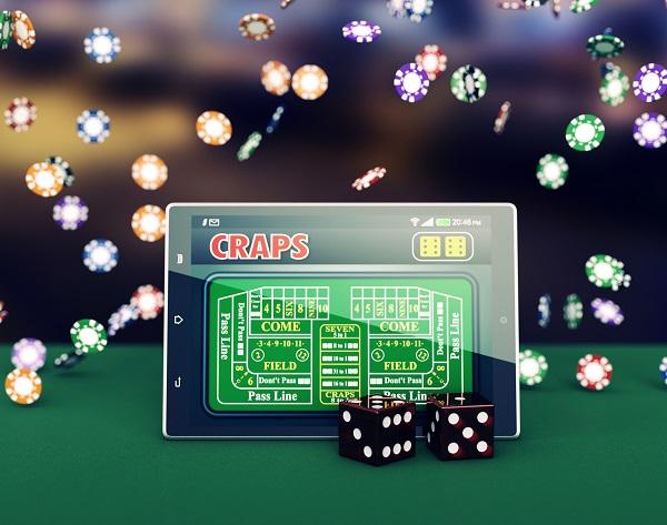 gokken op craps